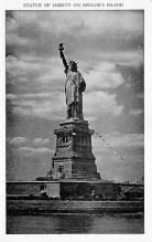 top016659 - Statue of Liberty Post Card