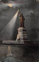 top016661 - Statue of Liberty Post Card