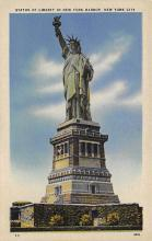 top016665 - Statue of Liberty Post Card