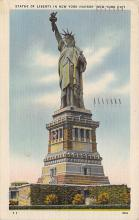 top016667 - Statue of Liberty Post Card