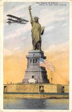 top016673 - Statue of Liberty Post Card