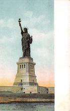 top016677 - Statue of Liberty Post Card