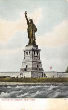 top016681 - Statue of Liberty Post Card