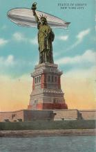 top016715 - Statue of Liberty Post Card