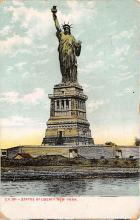 top016745 - Statue of Liberty Post Card