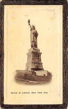 top016749 - Statue of Liberty Post Card