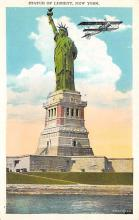 top016757 - Statue of Liberty Post Card