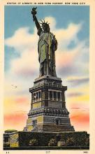 top016763 - Statue of Liberty Post Card