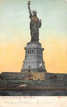 top016777 - Statue of Liberty Post Card