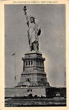 top016971 - Statue of Liberty Post Card