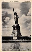 top016977 - Statue of Liberty Post Card