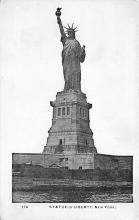 top016985 - Statue of Liberty Post Card