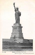 top016989 - Statue of Liberty Post Card