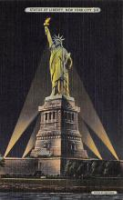 top017013 - Statue of Liberty Post Card