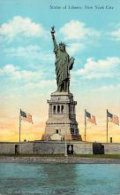 top017037 - Statue of Liberty Post Card