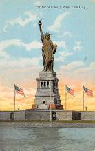 top017039 - Statue of Liberty Post Card