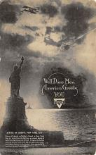 top017051 - Statue of Liberty Post Card