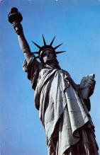 top017079 - Statue of Liberty Post Card
