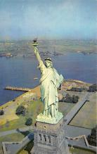 top017085 - Statue of Liberty Post Card