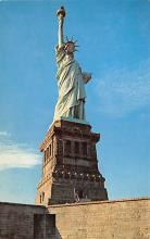 top017089 - Statue of Liberty Post Card