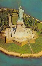 top017091 - Statue of Liberty Post Card