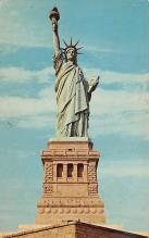 top017097 - Statue of Liberty Post Card