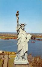 top017103 - Statue of Liberty Post Card