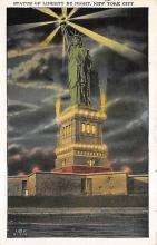 top017121 - Statue of Liberty Post Card