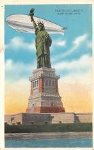 top017131 - Statue of Liberty Post Card