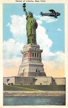 top017137 - Statue of Liberty Post Card