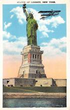 top017141 - Statue of Liberty Post Card