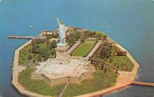 top017161 - Statue of Liberty Post Card