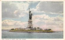 top017171 - Statue of Liberty Post Card