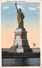 top017217 - Statue of Liberty Post Card