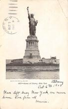 top017219 - Statue of Liberty Post Card