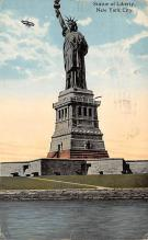top017223 - Statue of Liberty Post Card