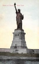 top017231 - Statue of Liberty Post Card