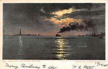 top017237 - Statue of Liberty Post Card