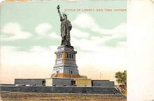top017245 - Statue of Liberty Post Card