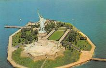 top017269 - Statue of Liberty Post Card