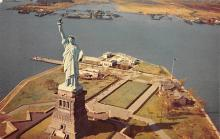 top017271 - Statue of Liberty Post Card