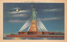 top017293 - Statue of Liberty Post Card