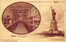 top017319 - Statue of Liberty Post Card
