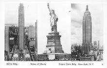 top017337 - Statue of Liberty Post Card