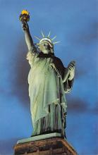 top017363 - Statue of Liberty Post Card