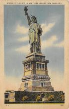 top017409 - Statue of Liberty Post Card