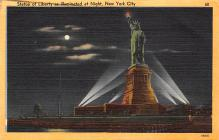 top017441 - Statue of Liberty Post Card