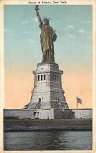 top017471 - Statue of Liberty Post Card