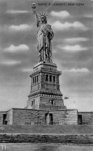 top017485 - Statue of Liberty Post Card