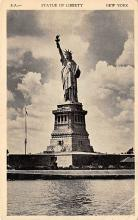 top017509 - Statue of Liberty Post Card
